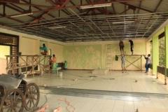 Renovation of Pavilion 2013